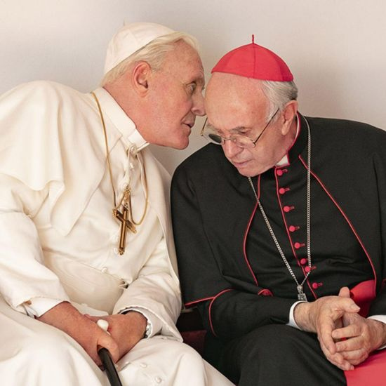 KBO filmmiddag 'The Two Popes'