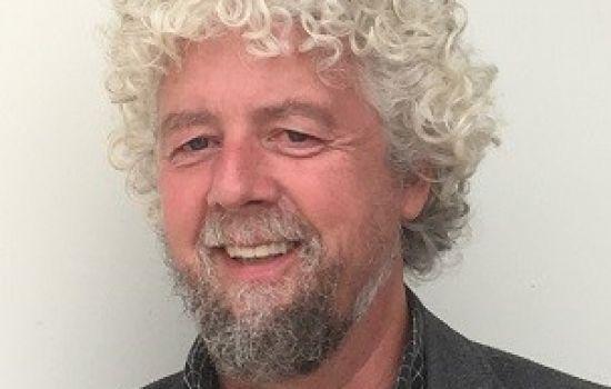 Drs. P. Hoekstra ambulant predikant in de Ringvaartkerk