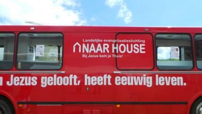 Naar House evangelisatie reis Texel 2019