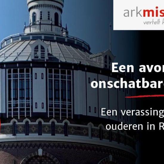 Ark Mission 'een avond van onschatbare waarde'