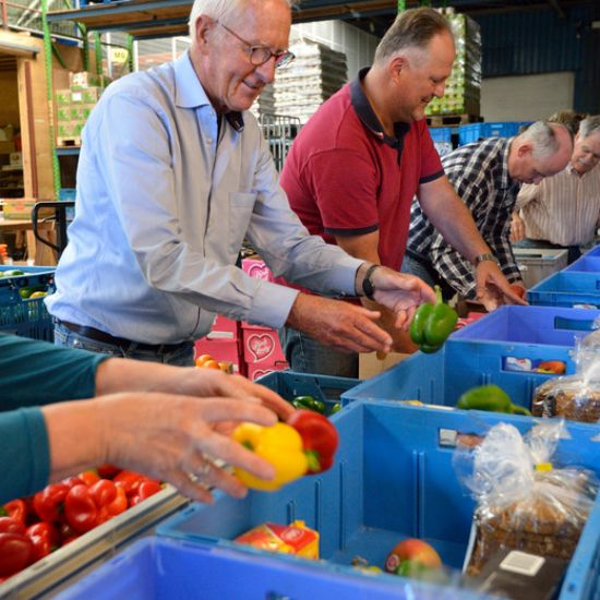 15 jaar voedselbank Gouda