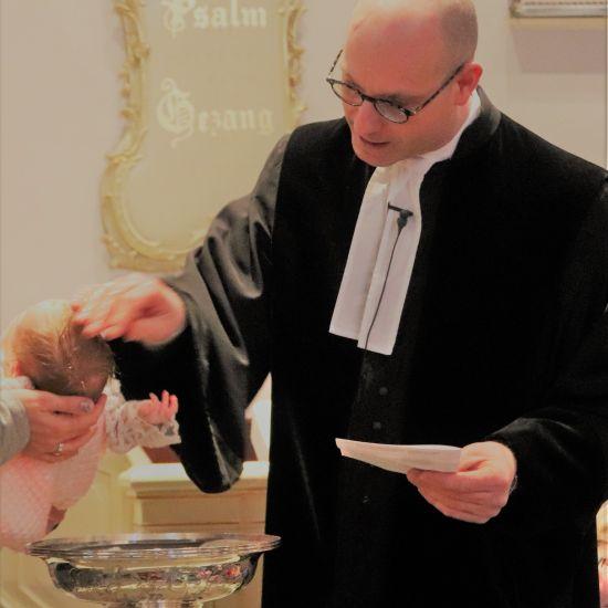 Ds. Sparreboom beoogt predikant Nieuwe kerk