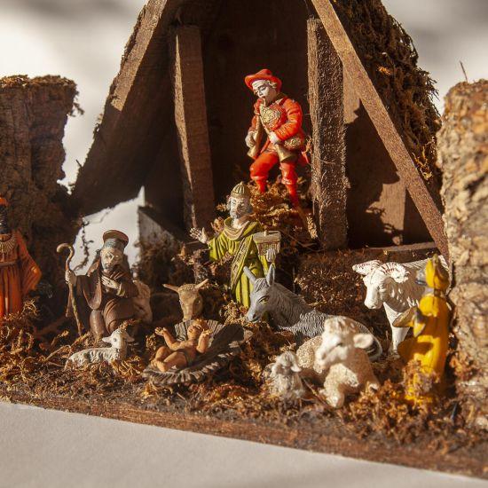 Ds. Peter Treep 'De dieren in het kerstverhaal'