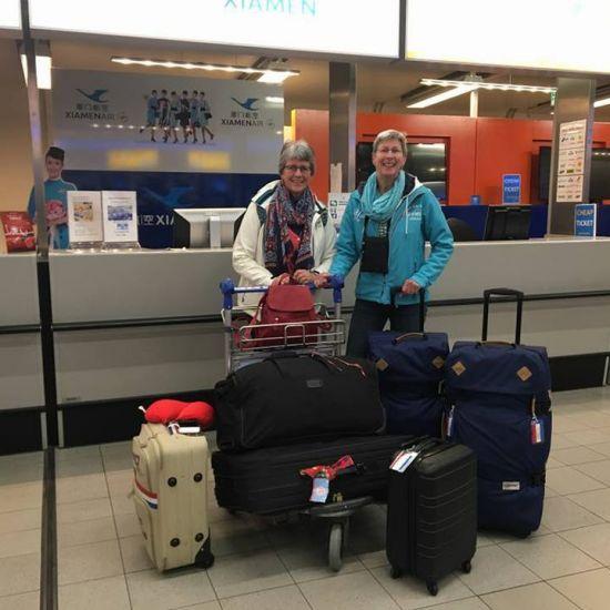Marjolein Dijkstra en Ineke Noordhuis opnieuw naar Tanzania
