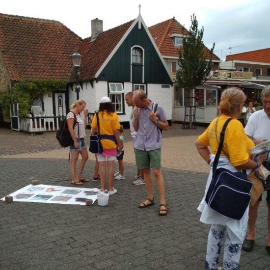 Stichting Naar House plant evangelisatieweek Texel
