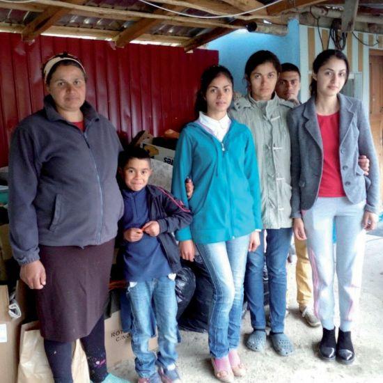 Stichting Sarfath verleent diaconale hulp in Roemenië en Moldavië