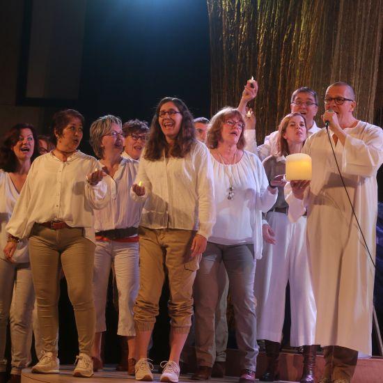 Gospelkoor Relight boeit met 'Messiah the Musical'