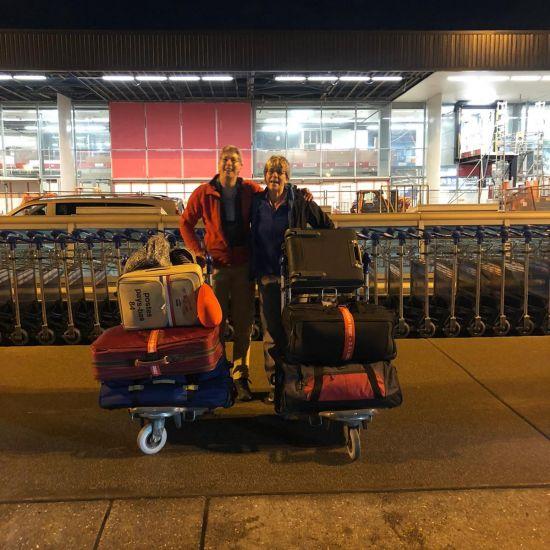 Ineke en Marjolein terug uit Tanzania