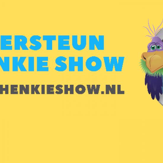 'Henkie Show' dagelijkse show voor kinderen