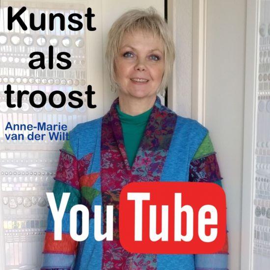 Anne-Marie van der Wilt gaat door tot Pinksteren