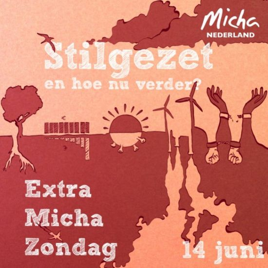 Zondag 14 juni extra Micha Zondag vanwege coronacrisis