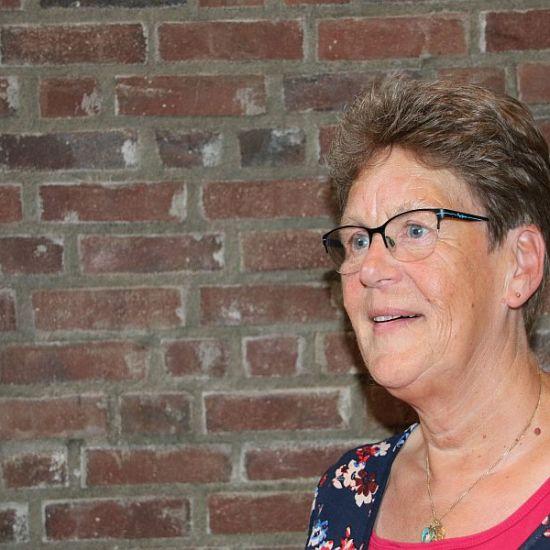 Pastor Rita Scholenberg overleden