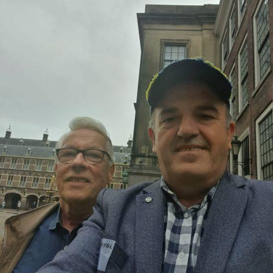 Willem Pronk naar Den Haag voor een luisterend oor