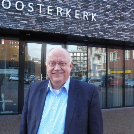 Ds. Van den Ham achterwacht in Zevenhuizen