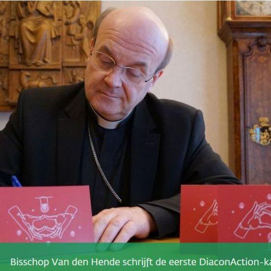 Bisdom Rotterdam 'Kaartenactie van tieners en jongeren'