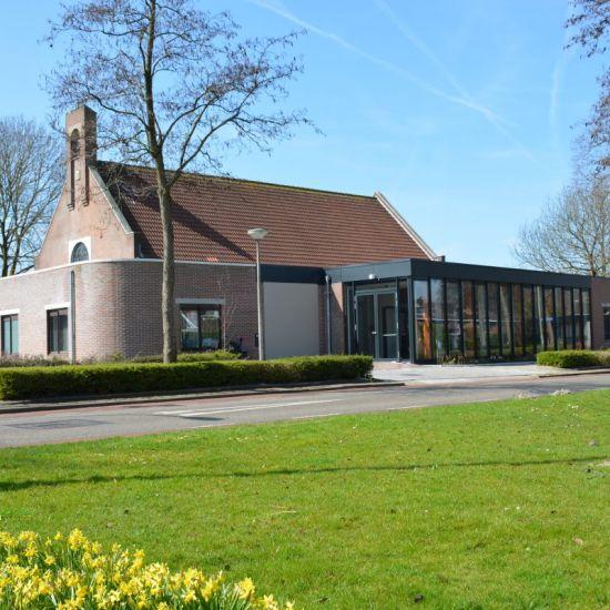 Digitale wensenwand in Ringvaartkerk