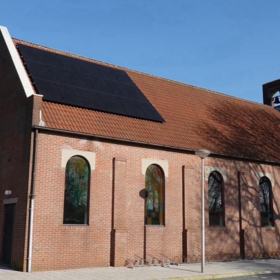 Ringvaartkerk verder verduurzaamd
