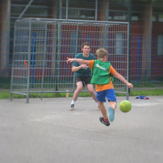 16de sportweek in Schollevaar