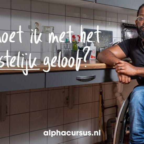 Alpha van start in Nieuwerkerk aan den IJssel
