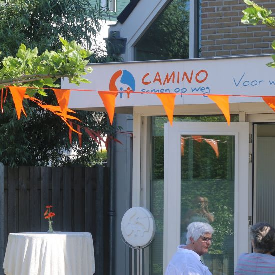 Inloophuis Camino 'betekenis geven'